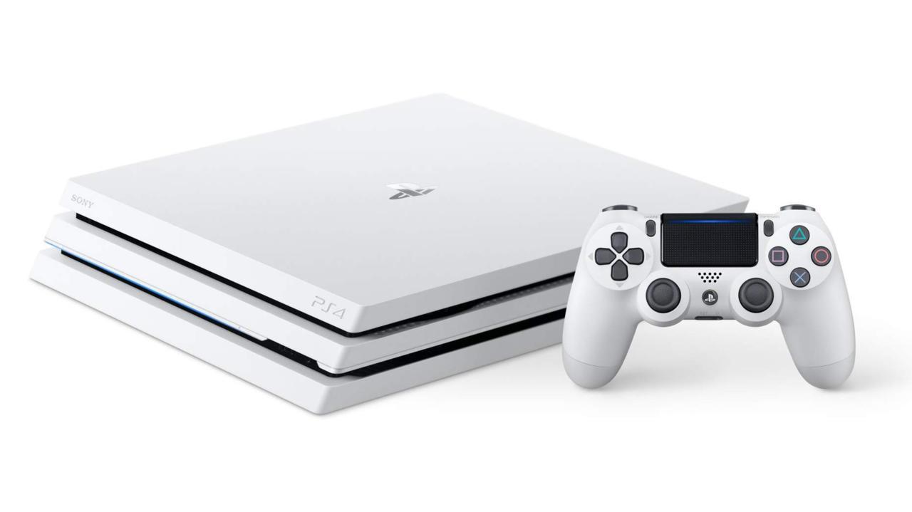 PS4 Pro Glacier White | $300