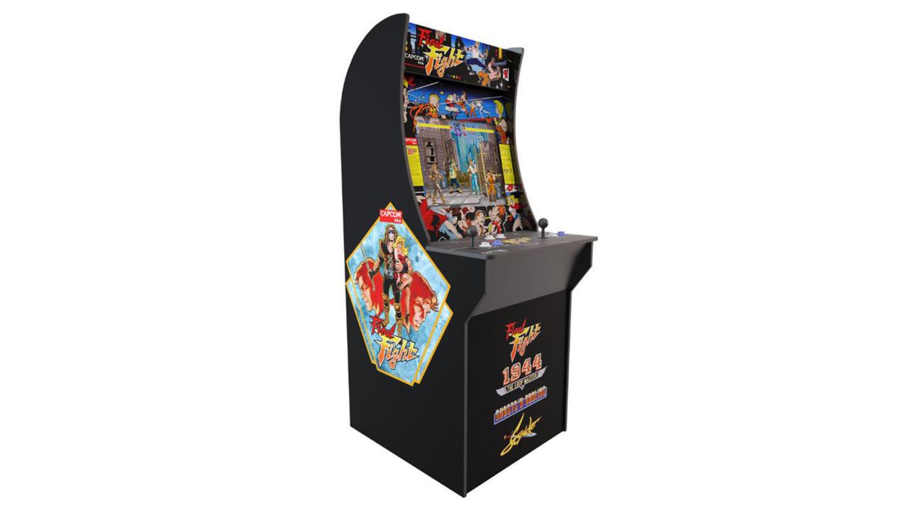 Final Fight Arcade1Up machine - $149