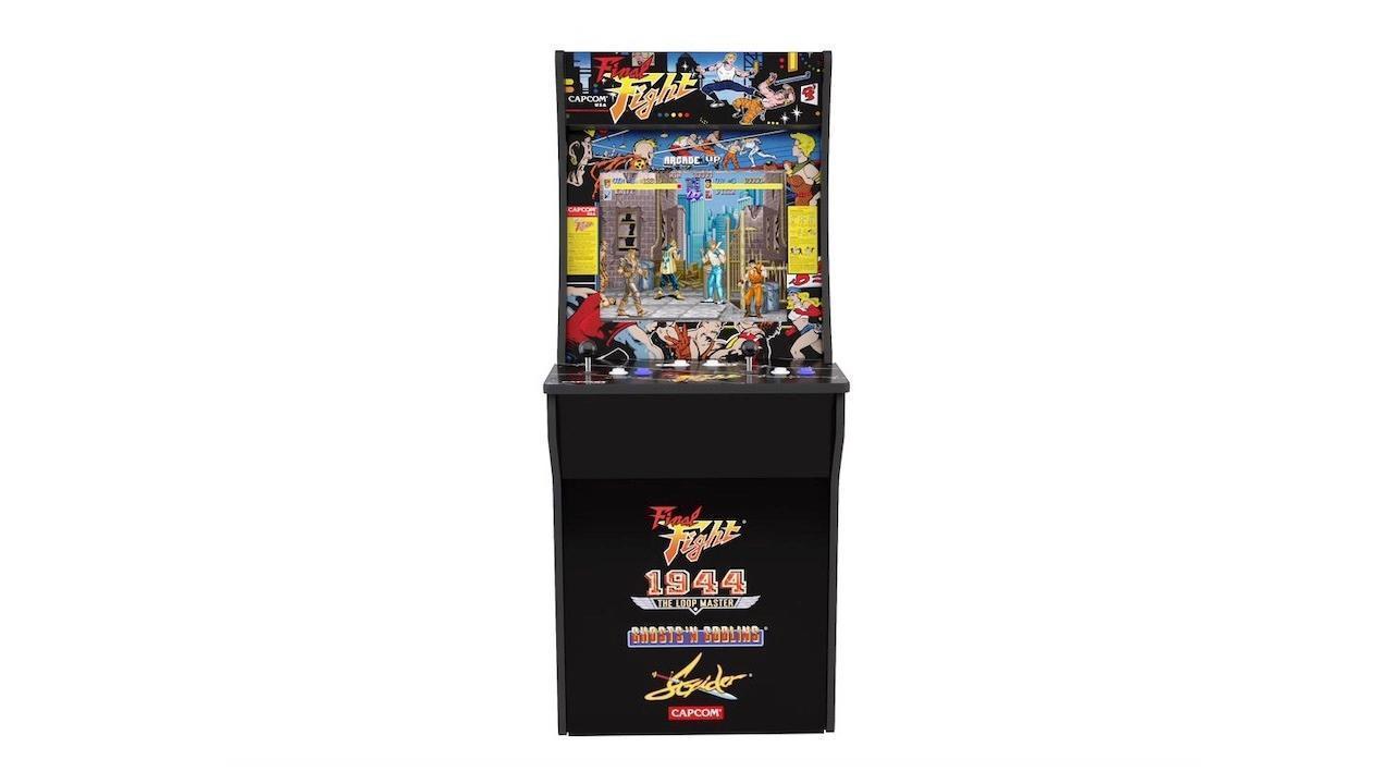 Arcade1Up Final Fight Arcade Machine   $149