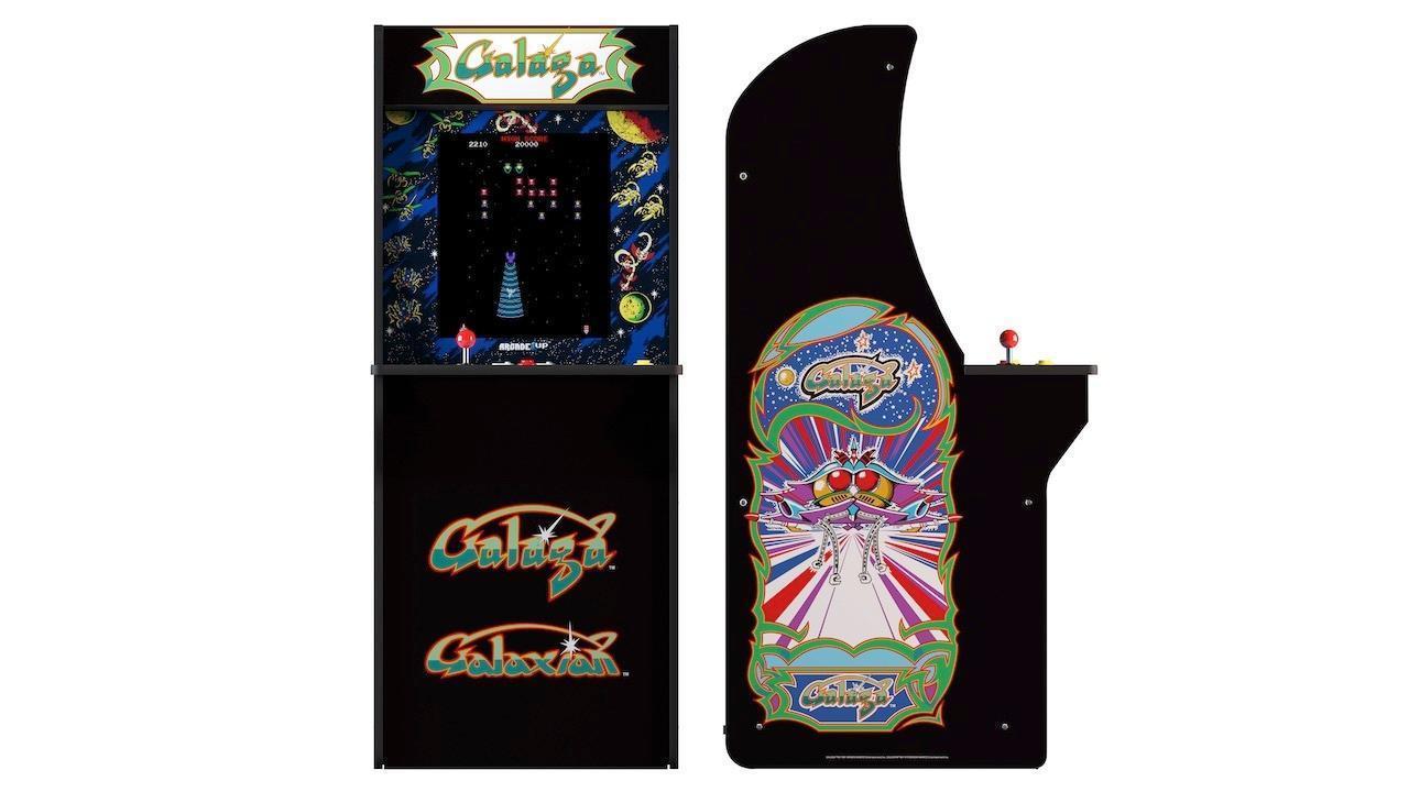 Arcade1Up Galaga Arcade Machine   $150