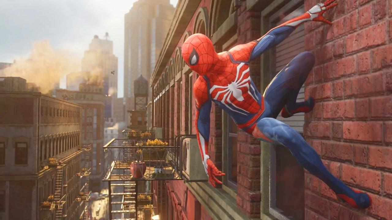 Marvel's Spider-Man: Game of the Year Edition | $24.44