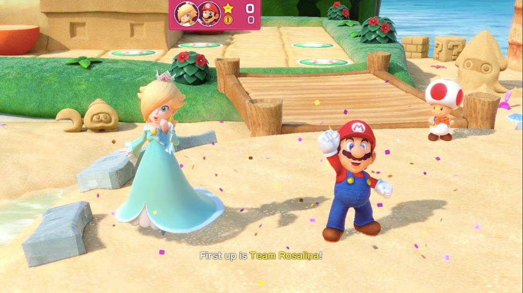 Super Mario Party | $50