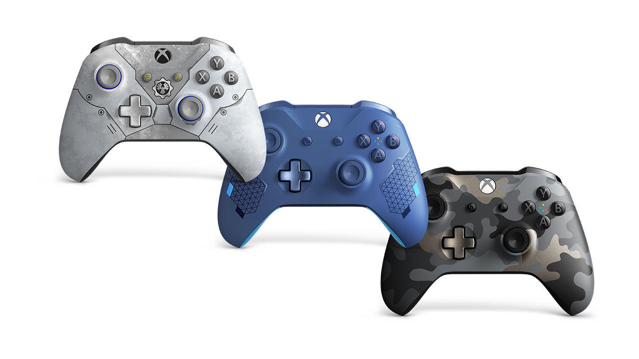 Xbox One wireless controllers   $39