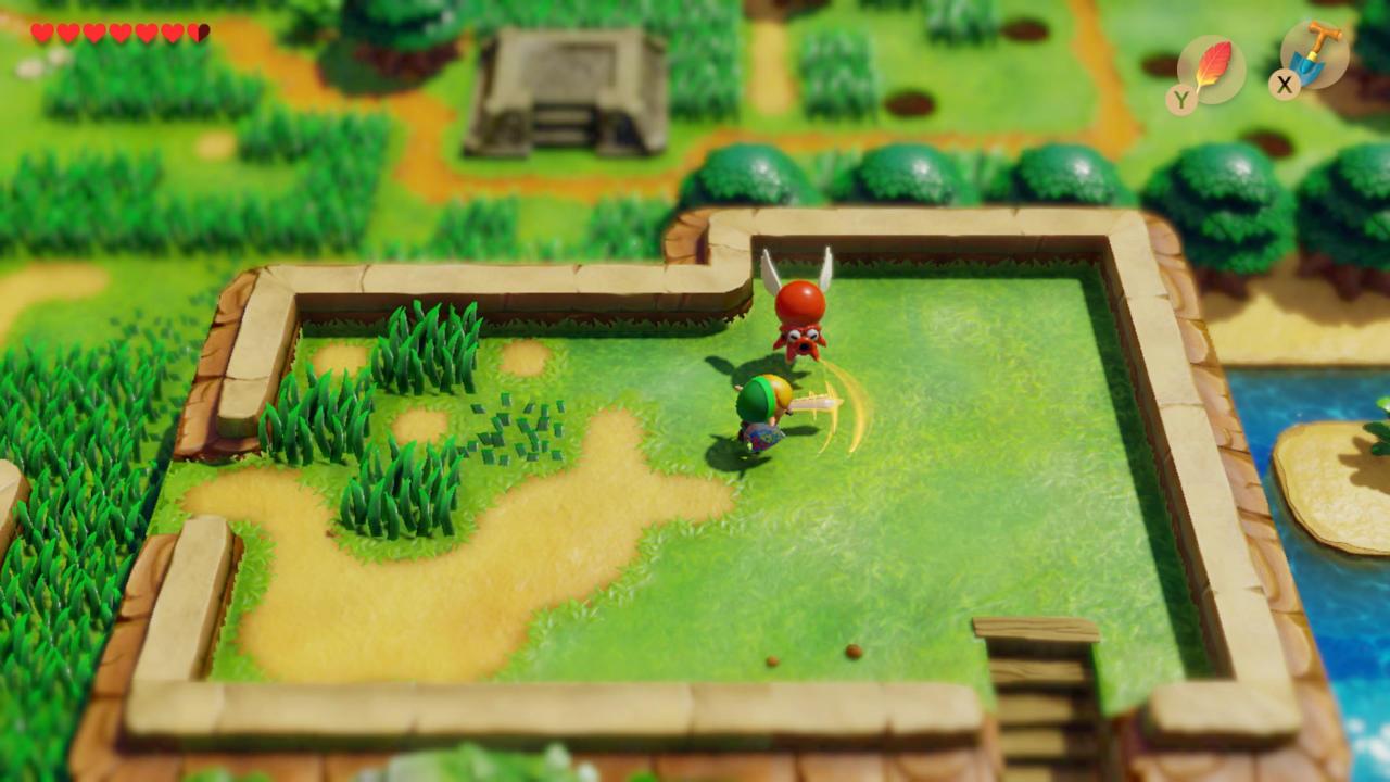 Link's Awakening (Nintendo Switch) - Best deals for Cyber Monday