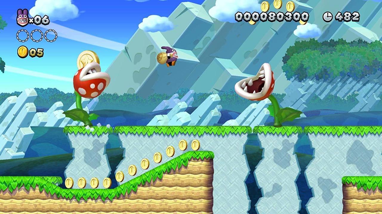 New Super Mario Bros. U Deluxe   $42