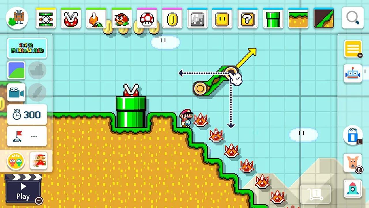 Super Mario Maker 2 | $50