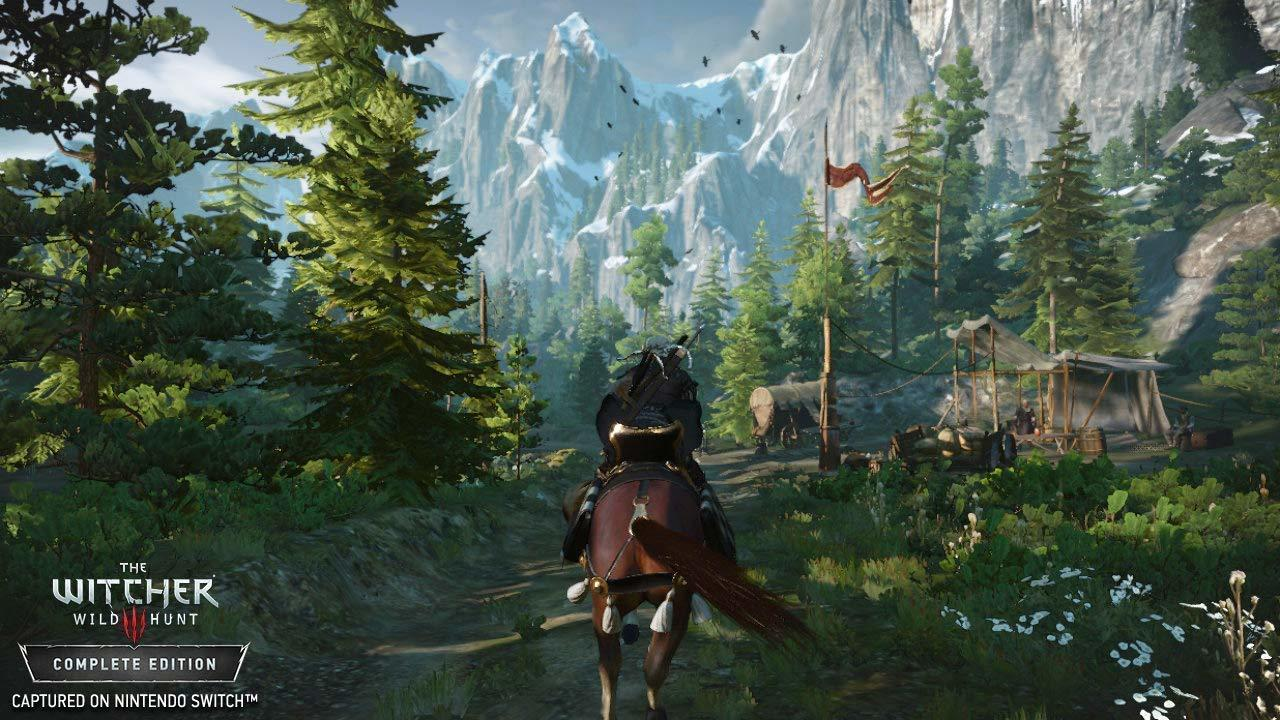 The Witcher 3: Wild Hunt - Complete Edition (Switch) | $45