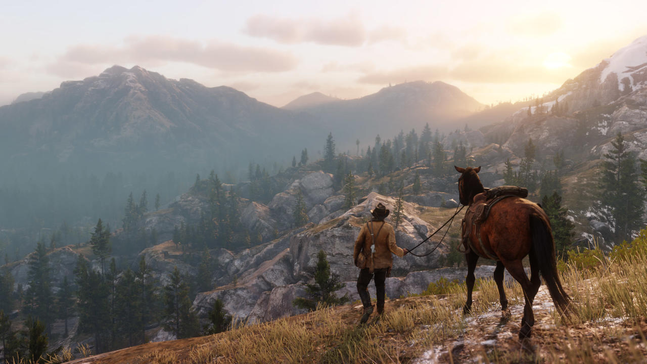 Red Dead Redemption 2   $30