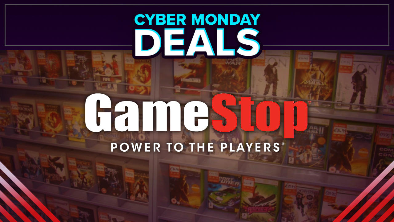 GameStop Cyber Monday 2019 deals