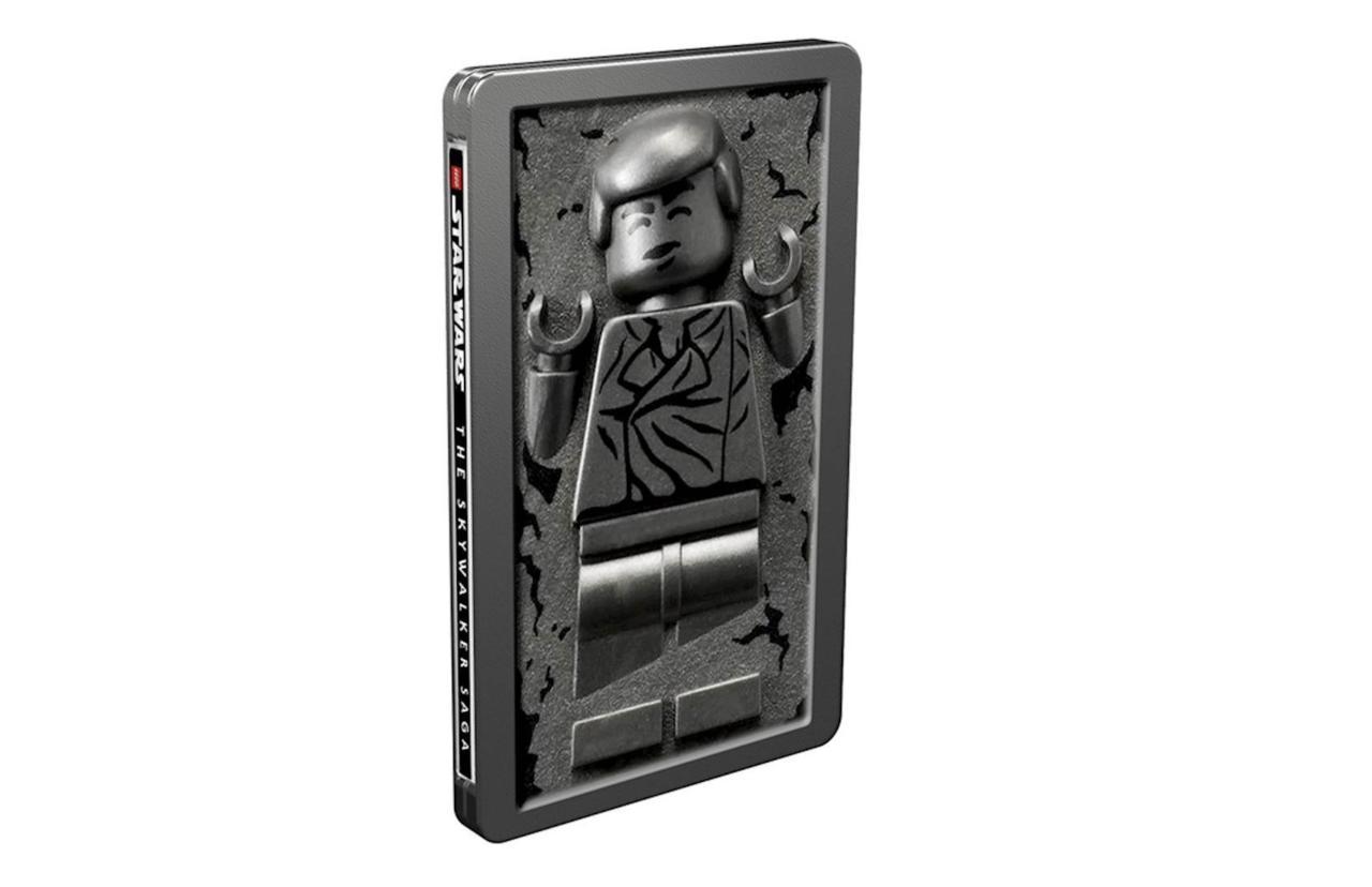 Lego Star Wars: The Skywalker Saga preorders include a Best Buy-exclusive steelbook.