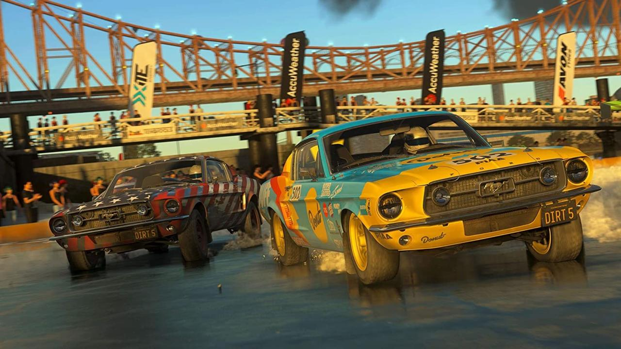 Dirt 5 will launch on current and next-gen consoles later this year.