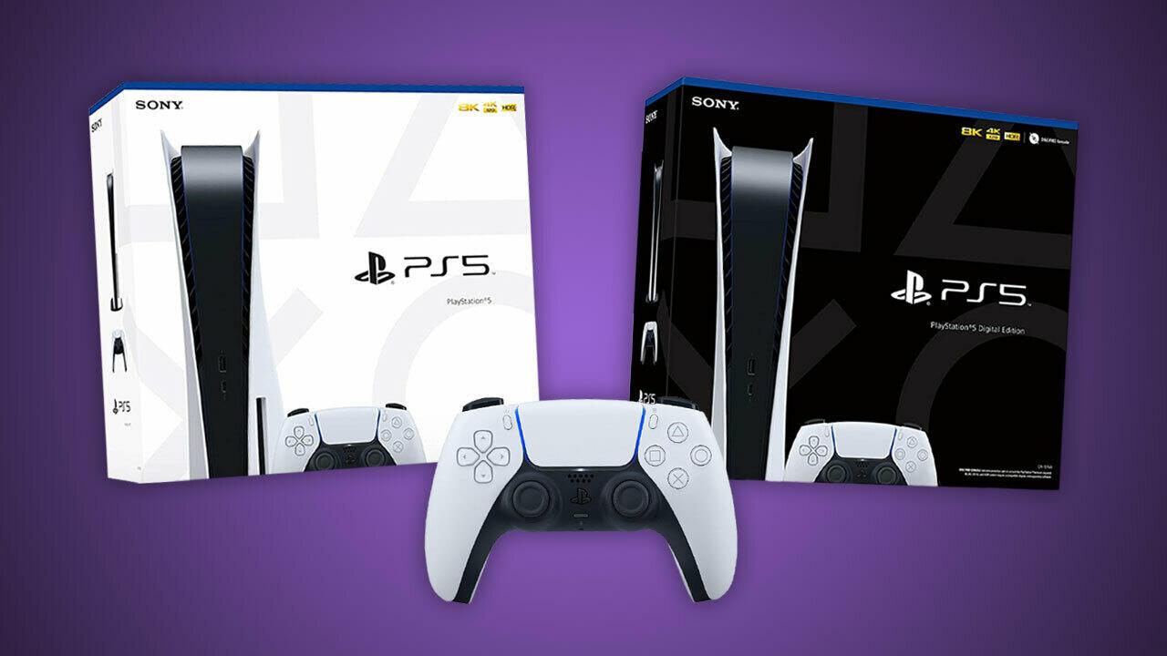 Buy a PS5