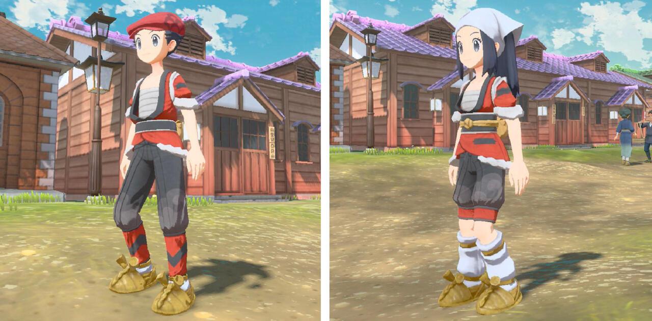 Hisuian Growlithe Kimono Set preorder bonus