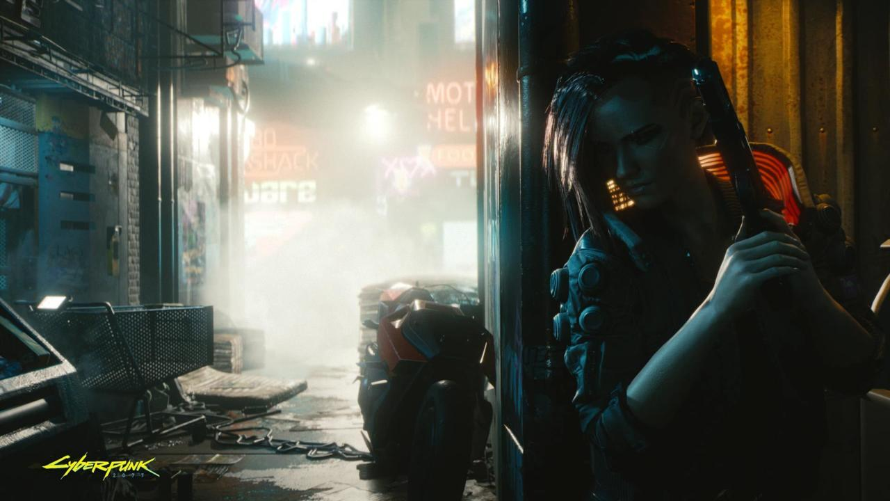Cyberpunk 2077 (PS4, Xbox One, PC)