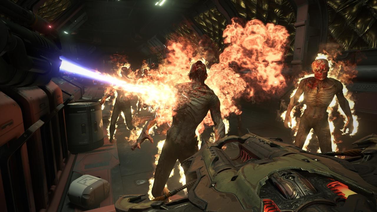 Doom Eternal (PS4, Xbox One, PC, Switch)