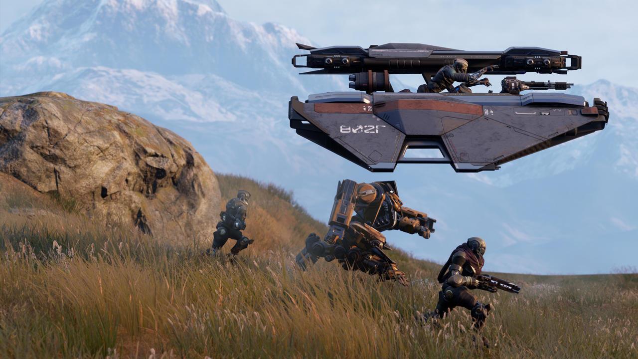Disintegration | PC, PS4, Xbox One | V1 Interactive | 2020