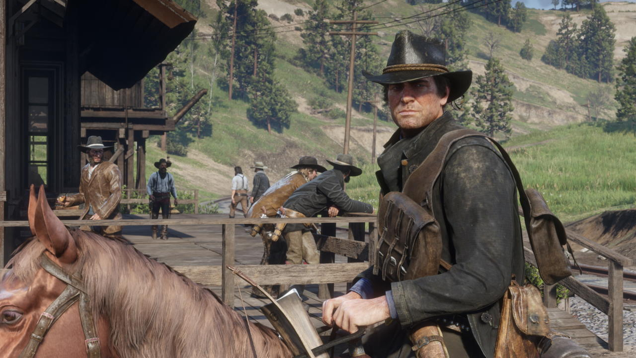 Red Dead Redemption 2 | $40