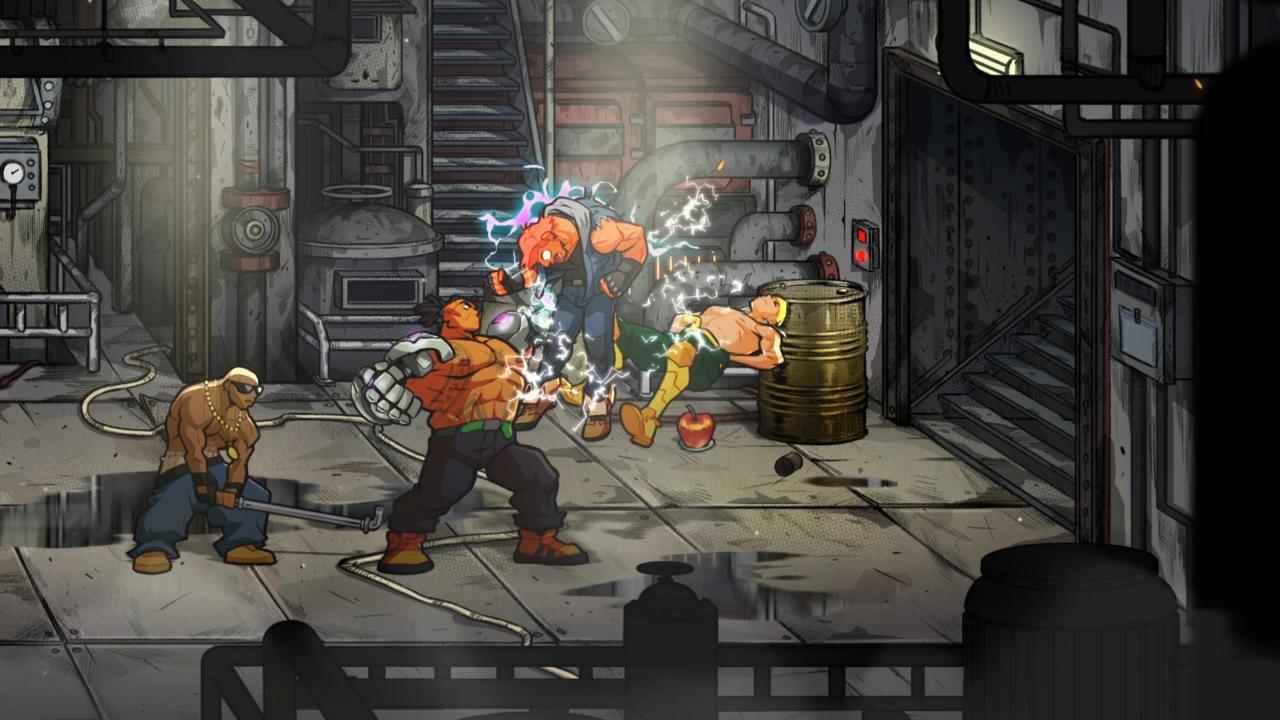 Streets of Rage 4 | Dotemu | PC, PS4, Xbox One, Switch | 2020