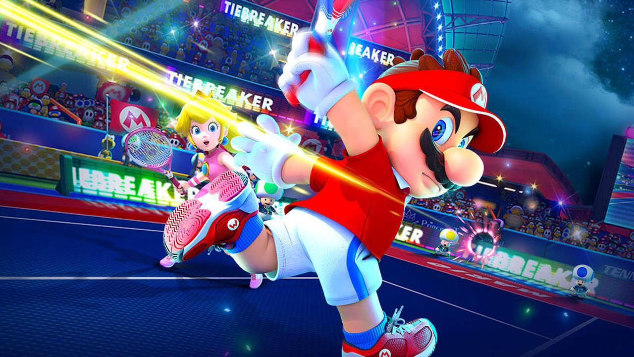 Mario Tennis Aces   $40