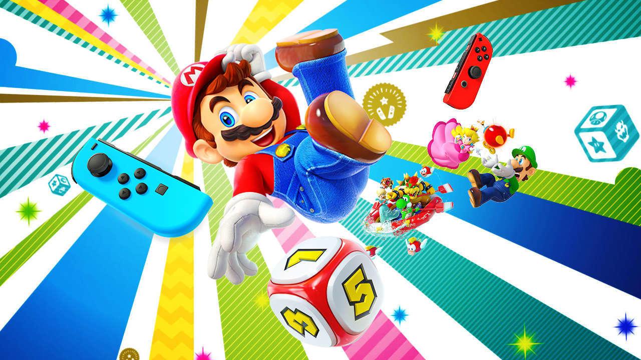 Super Mario Party   $40