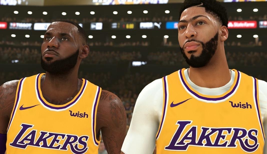 NBA 2K20   $30