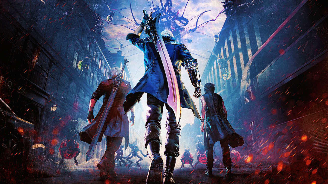 Devil May Cry 5 | $32 (PS4), $34 (Xbox One)