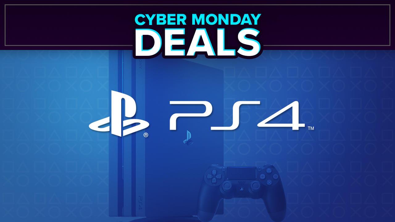 Cyber Monday 2019's Best PS4 Deals