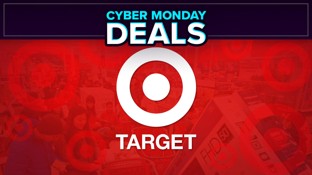 Cyber Monday 2019 at Target: Deals on games, consoles, and more