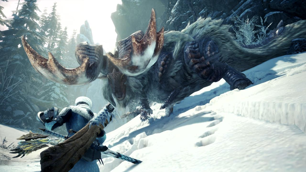 Monster Hunter World: Iceborne Master Edition | $35
