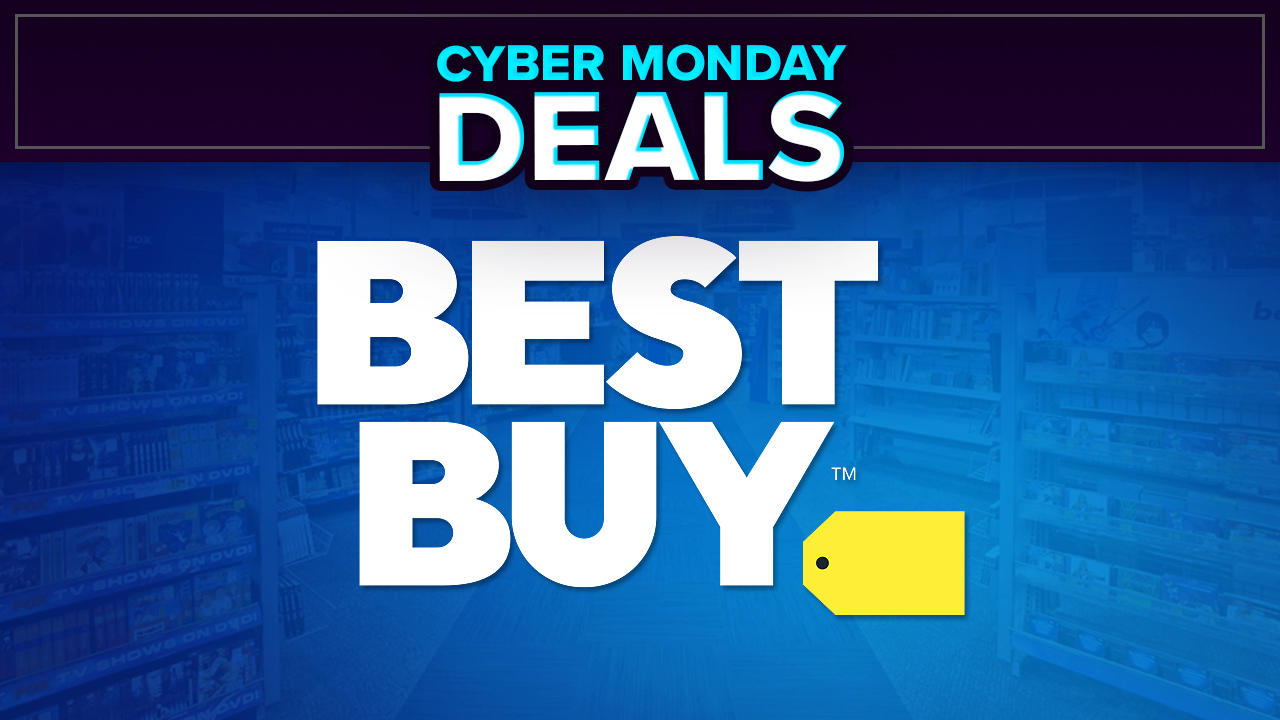 The best games and hardware Cyber Monday deals at Best Buy