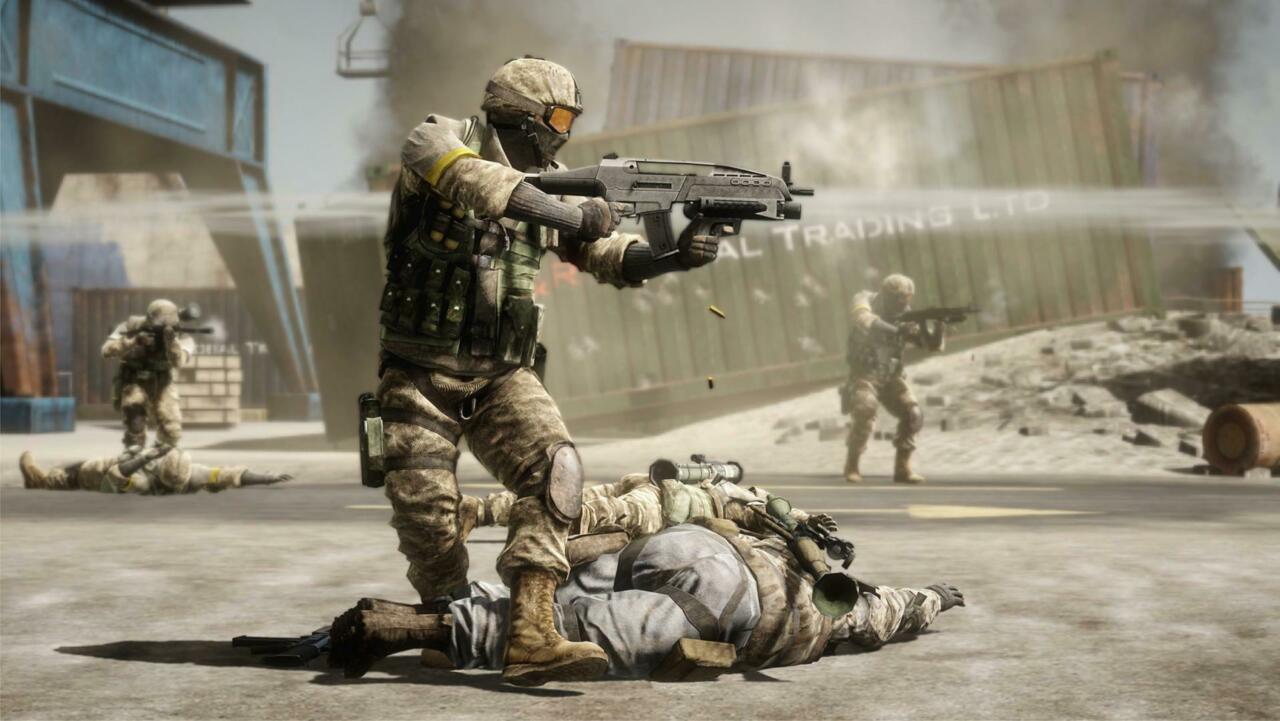 Campo de batalha: Bad Company 2