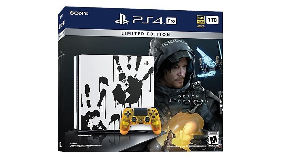 Death Stranding Special Edition PS4 Pro with Death Stranding | $400