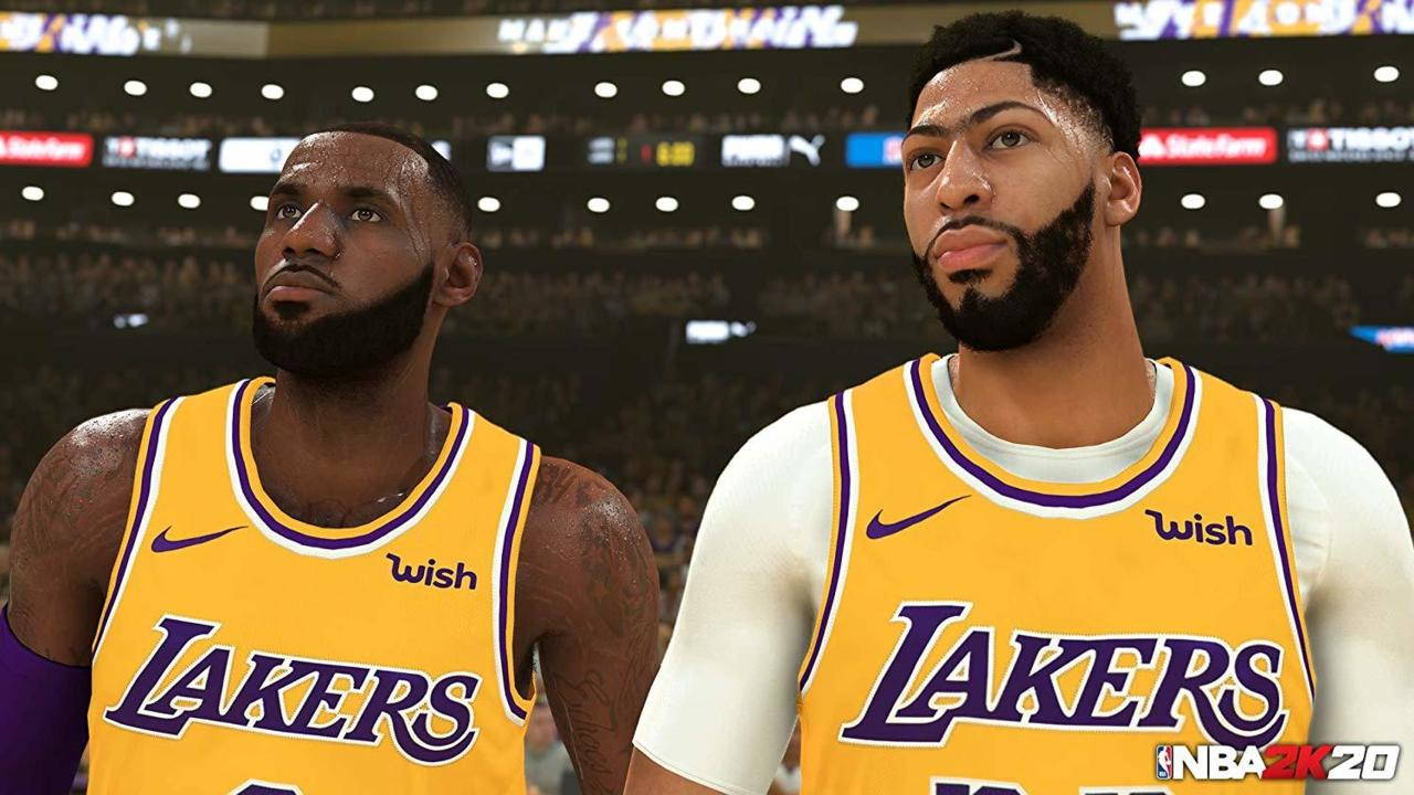 NBA 2K20 | $40