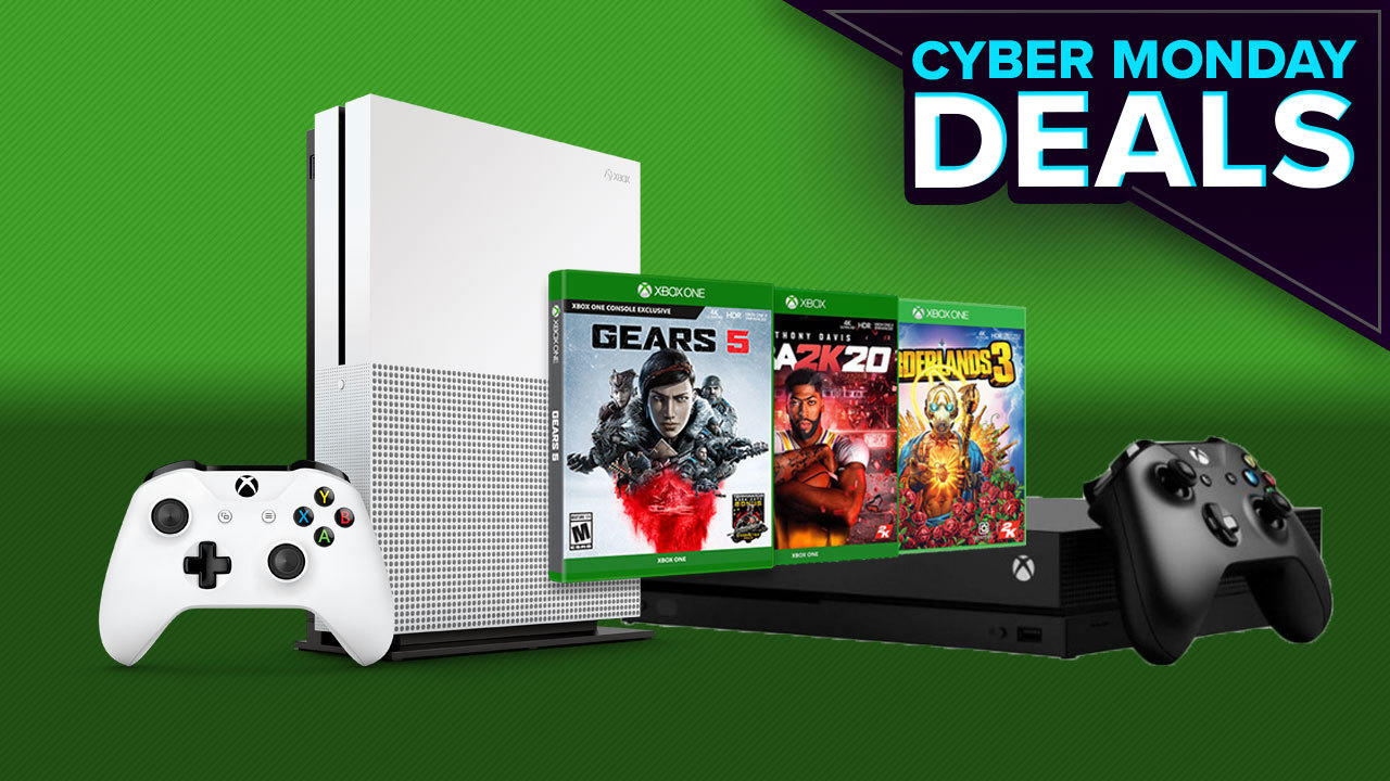 Black Friday Xbox One deals and sales