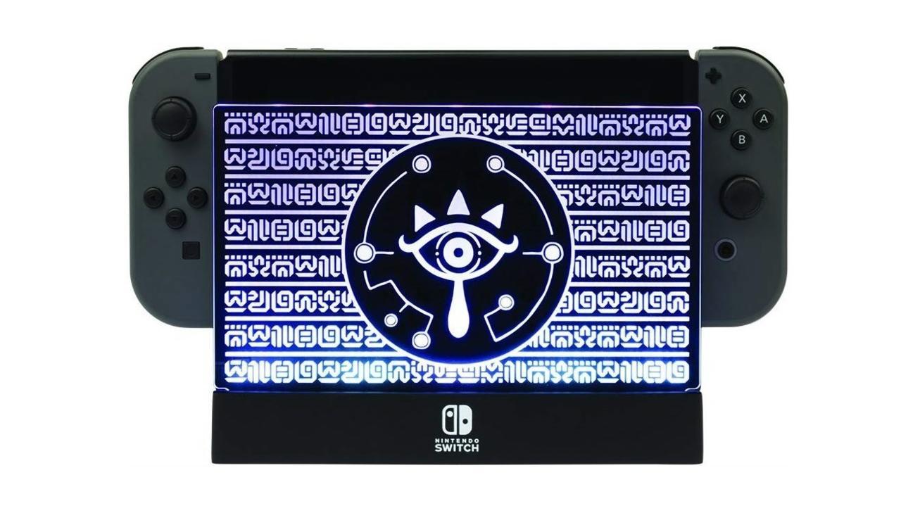 PDP Nintendo Switch Light-Up Dock Shield