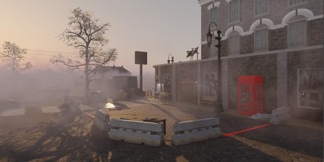 Shaun of the Dead's The Winchester zombie map. Credit: Deadshot.mp4