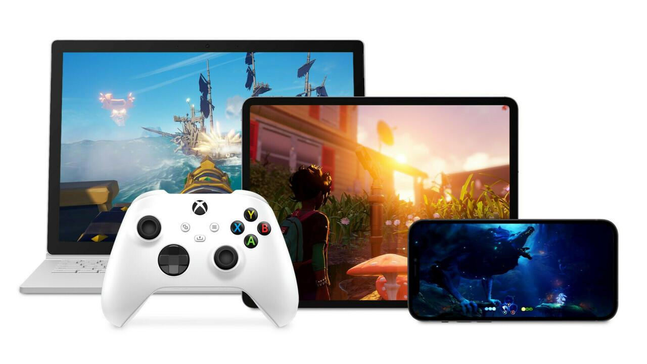 Xbox Cloud Gaming platforms