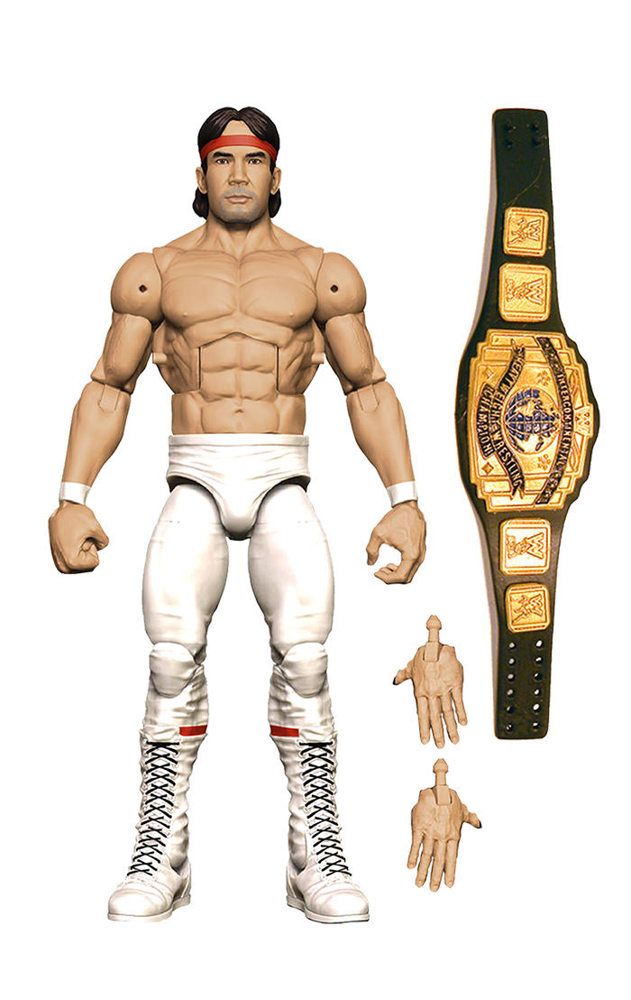 Ricky Steamboat Fan Takeover