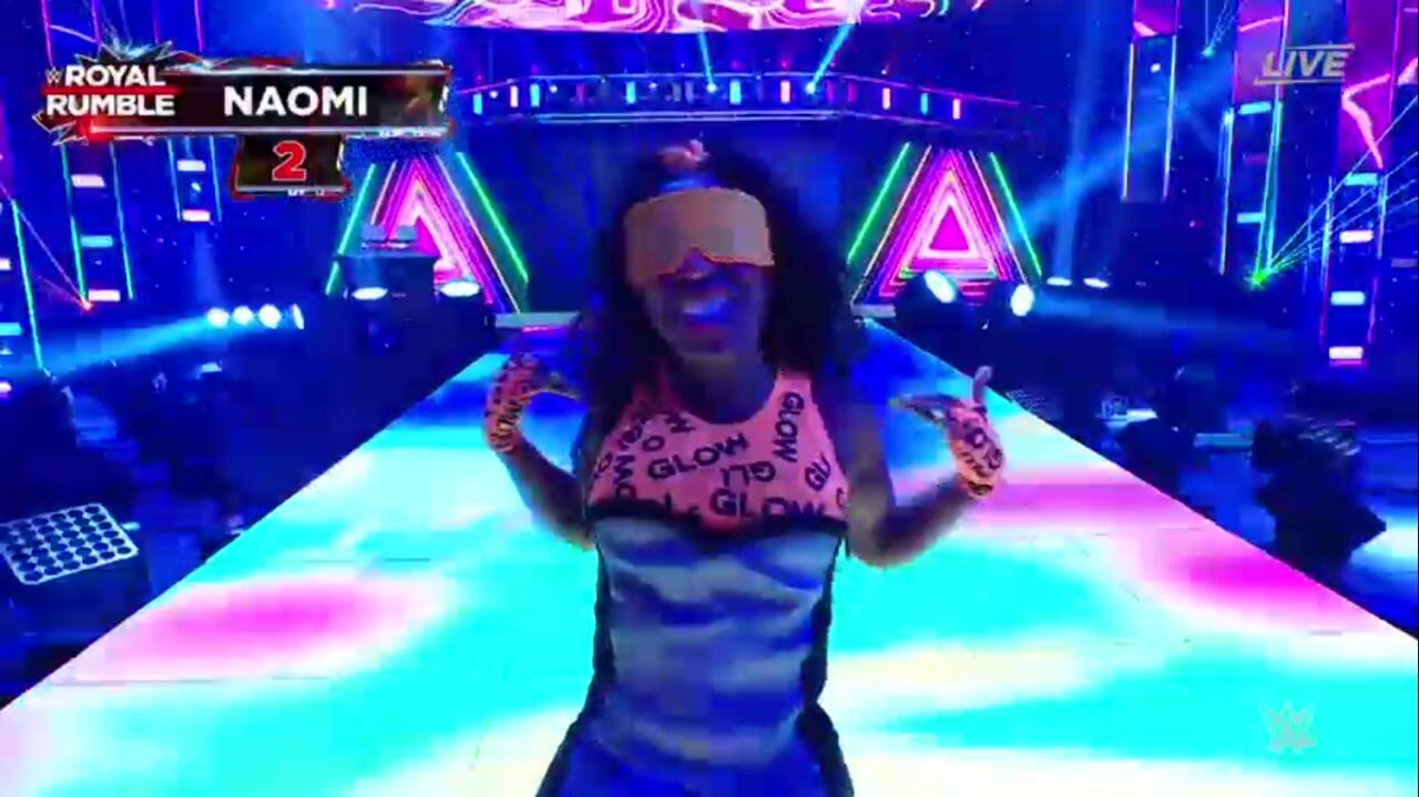 Entrant 2: Naomi