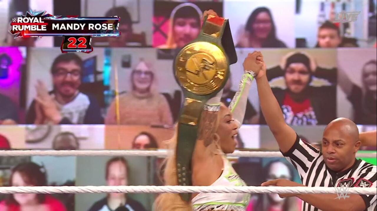 Alicia Fox won the 24/7 Championship