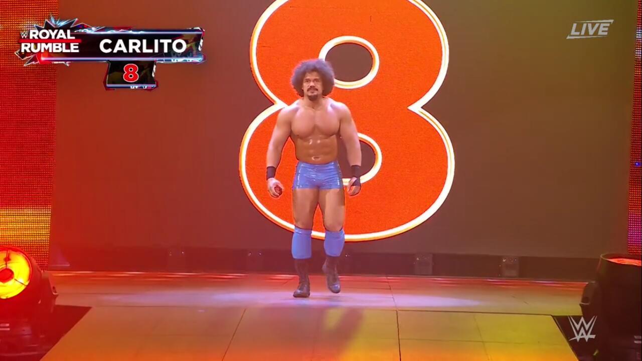 Entrant 8: Carlito