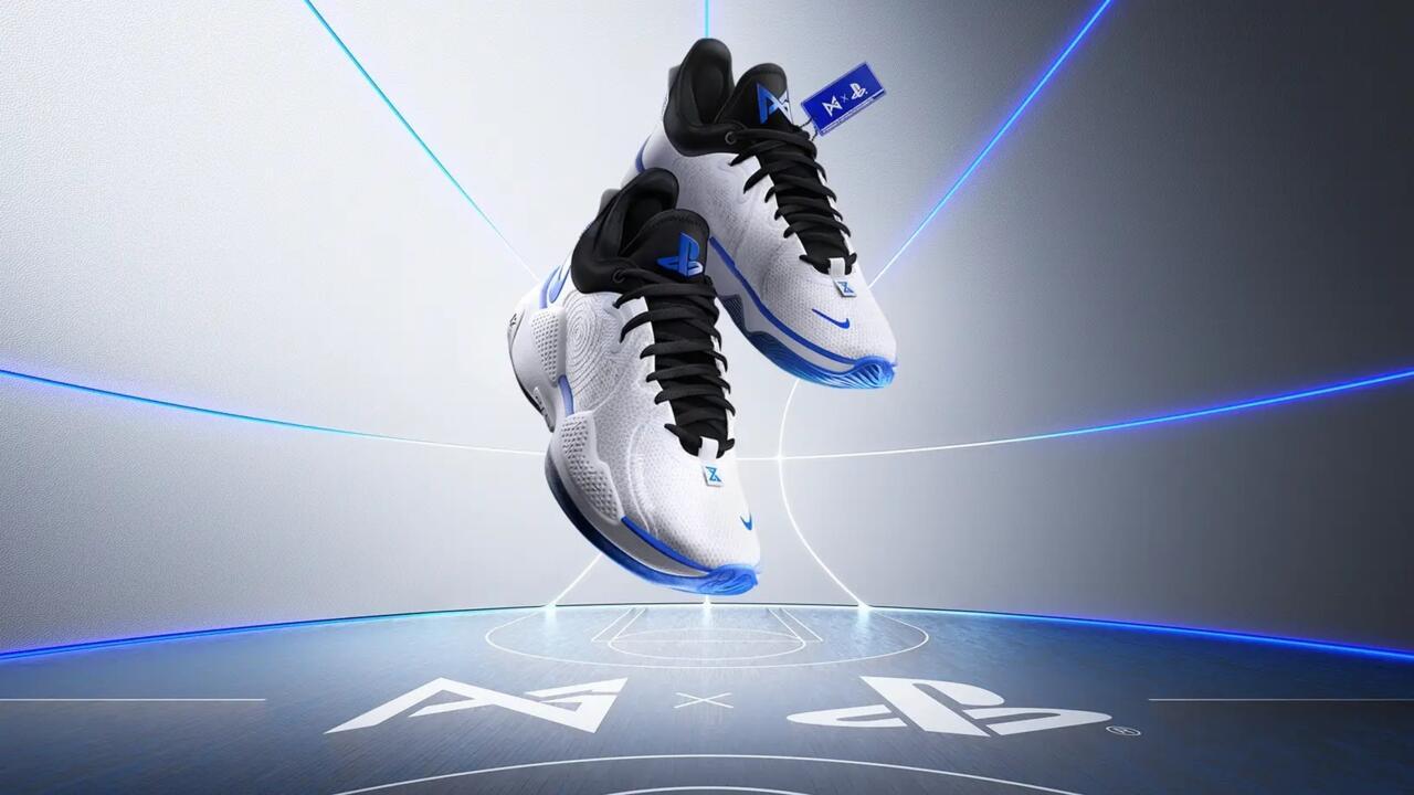 PS5 Nike Sneakers