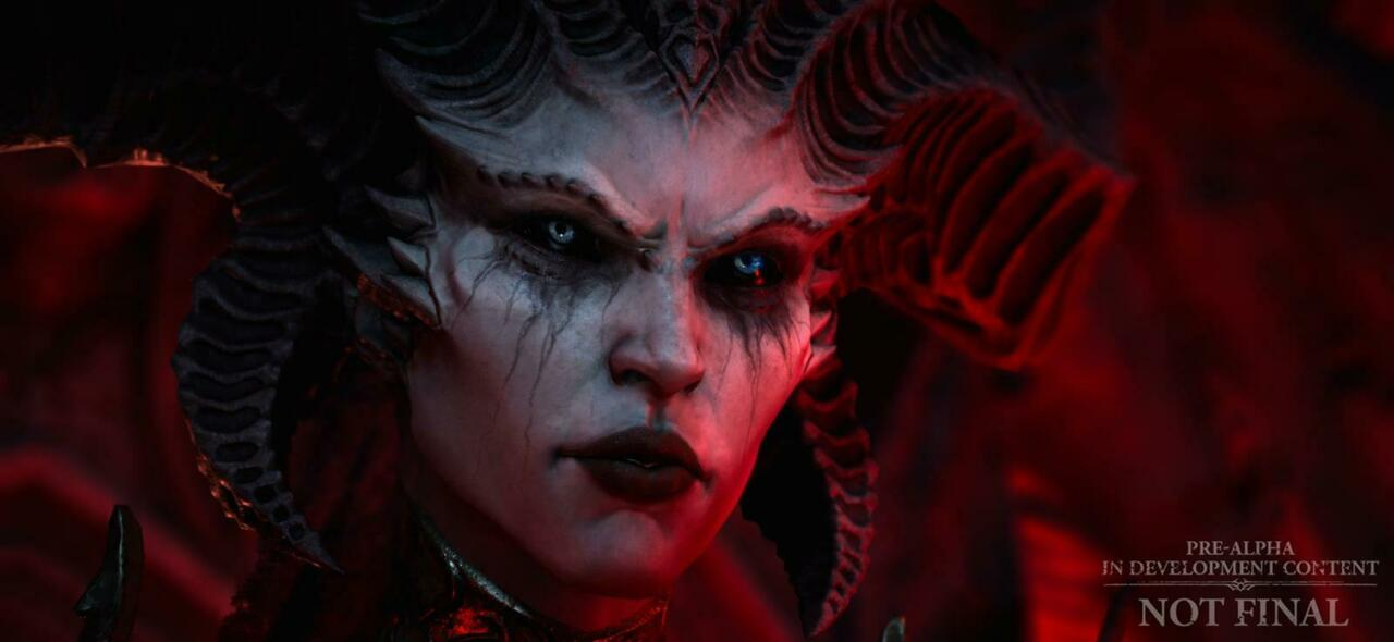 Diablo IV's Lillith