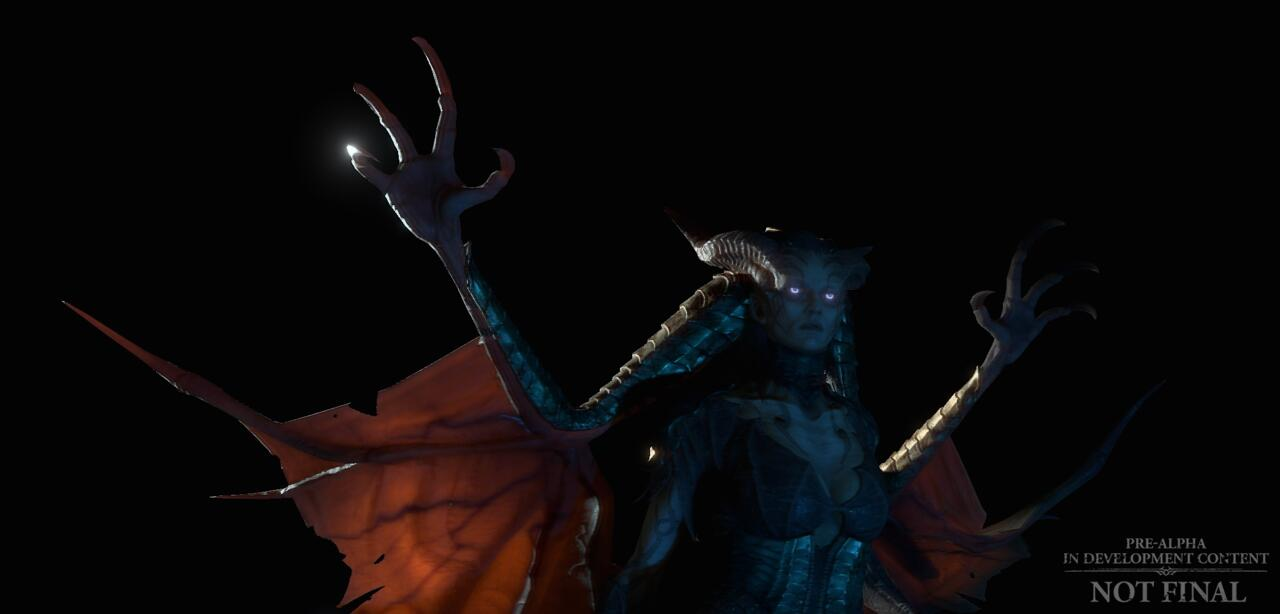 Diablo IV Succubus