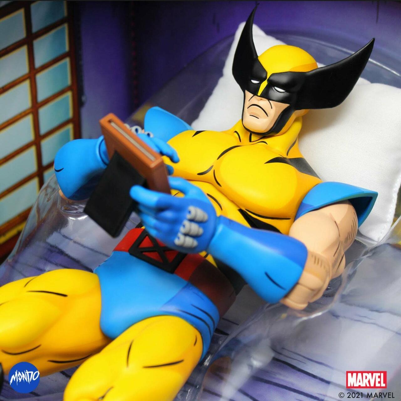 Mondo Animated Wolverine