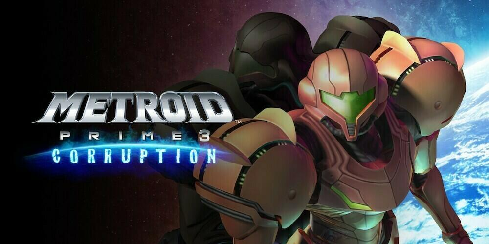 9. Metroid Prime 3: Corruption