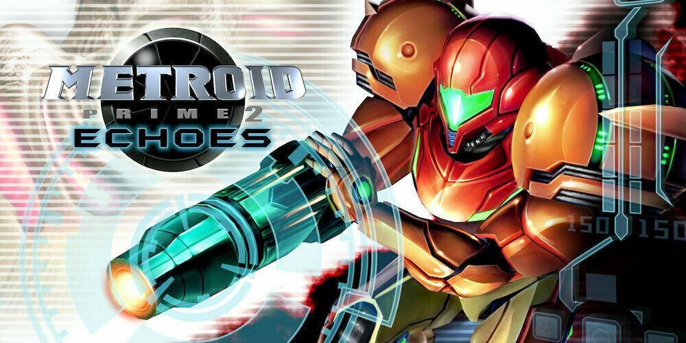 8. Metroid Prime 2: Echoes