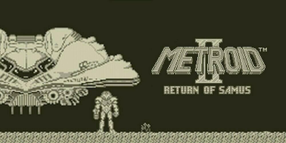 6. Metroid II: Return of Samus