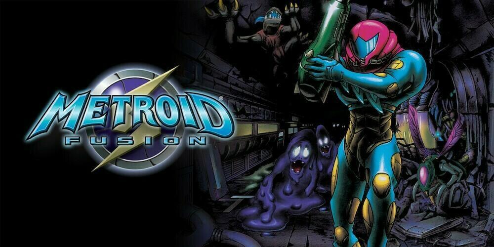 5. Metroid Fusion