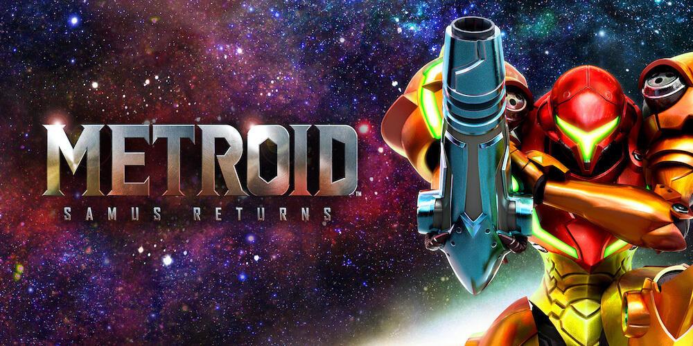 4. Metroid: Samus Returns